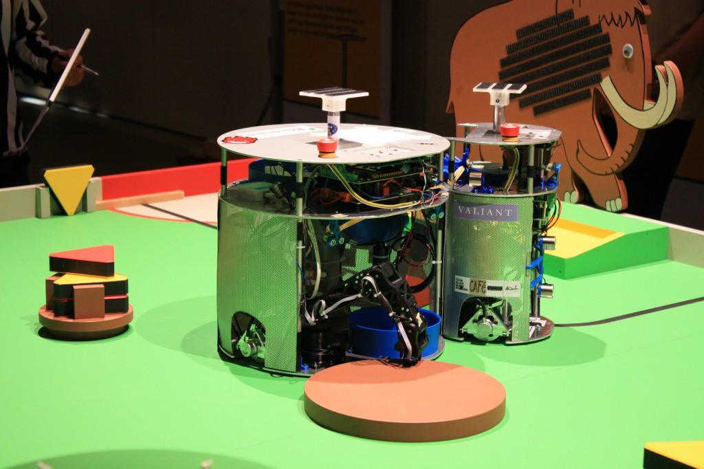 Les robots 2014